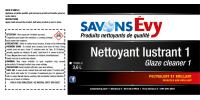 Nettoyant lustrant 1 - 3,6 L