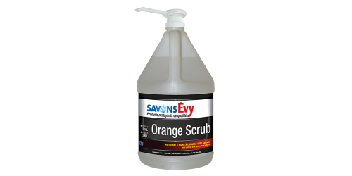 Orange Scrub- 3,6 L