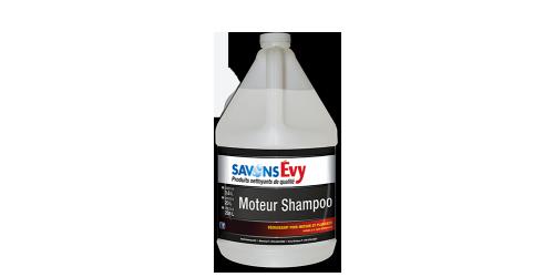 Moteur shampoo- 3,6 L
