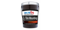 Tire mounting - 25 lbs