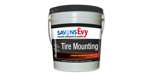 Tire mounting - 10 lbs