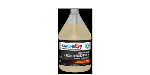 Désodorisant Gomme balloune 3.6 L