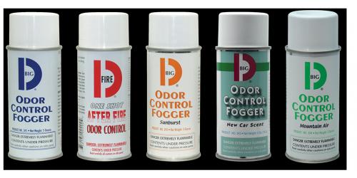 Fogger Odor Control (traitement choc) - 142 g