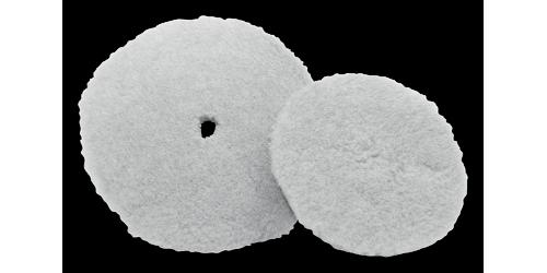 """Tampon en laine d'agneau «Velcro» - 6"""""""