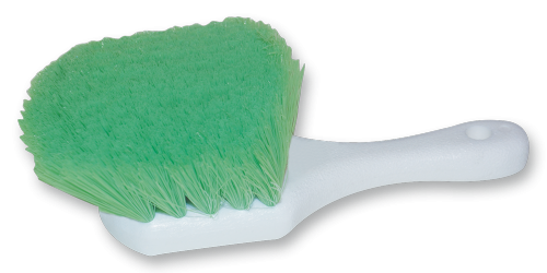 9'' Green brush