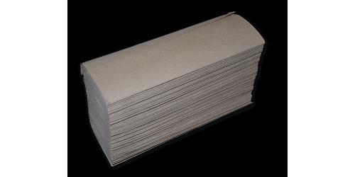 Papier à main pli simple