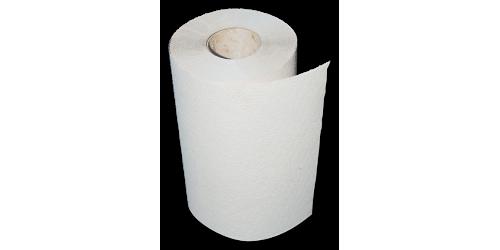 Papier à main blanc